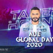 AUE Global Day 2020 with Tamer Hosny Live in Concert
