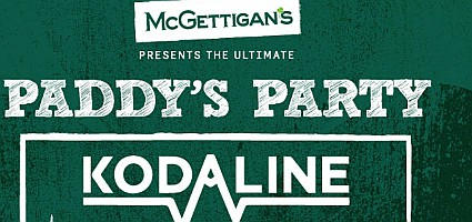 McGettigan's presents The Ultimate Paddy's Party 2018 w/ Kodaline