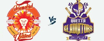 PSL 2018: Islamabad United v Quetta Gladiators - 28 Feb
