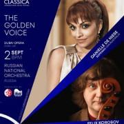 InClassica International Music Festival: The Golden Voice