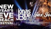 Zero Gravity New Year's Eve Beach Festival w/ Jonas Blue and Jax Jones