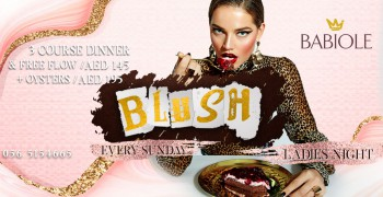 Babiole: Blush Ladies Night