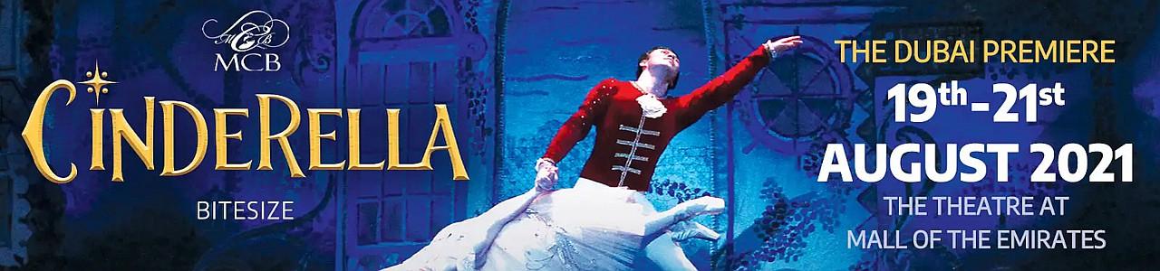 Moscow City Ballet: Cinderella - Bitesize