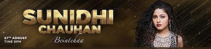 Sunidhi Chauhan: Beintehaa