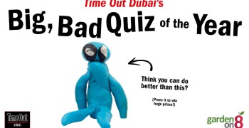 Time Out's Big, Bad Quiz of the Year 2019