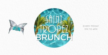 Nikki Beach: Saint Tropez Brunch