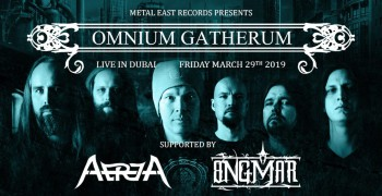Metal East Records presents Omnium Gatherum - Live In Dubai