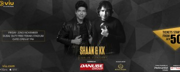 Shaan and KK Live in Concert 2019