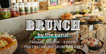 Beau Rivage Bistro Brunch by the Canal