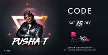 CODE Base presents Pusha T