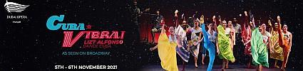 Cuba Vibrai Lizt Alfonso Dance Cuba