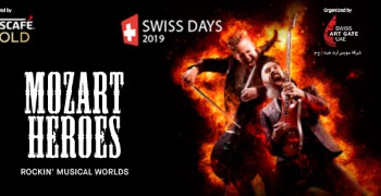 Swiss Days 2019: The MOZART HEROES