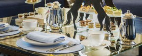 The Equestrian Lounge Afternoon Tea