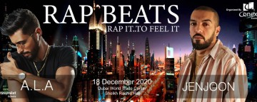 RAP Beats Concert feat. A.L.A and Jenjoon