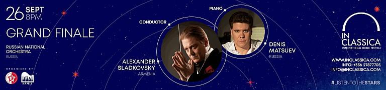 InClassica International Music Festival: Grand Finale