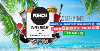 Stars 'n' Bars Funch Brunch