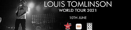 Louis Tomlinson Walls World Tour 2021