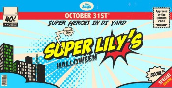 Super Lily's Halloween