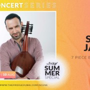 The Fridge Concert Series Summer Special with Sadiq Jaafar