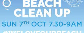 Zero Gravity Beach Clean Up
