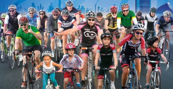 Spinney Dubai 92 Cycle Challenge 2018