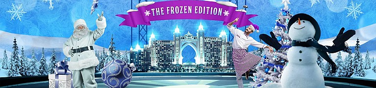 Cirque de Cuisine: The Frozen Edition