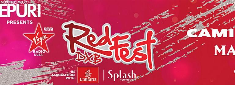 RedFestDXB 2019 6th Edition Day 2 w/ Camila Cabello, Macklemore & Jax Jones