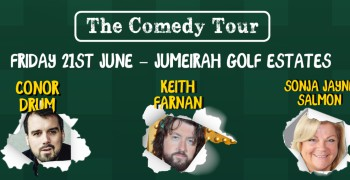 Big Fish Comedy w/ Keith Farnan, Conor Drum & Sonja-Jayne Salmon