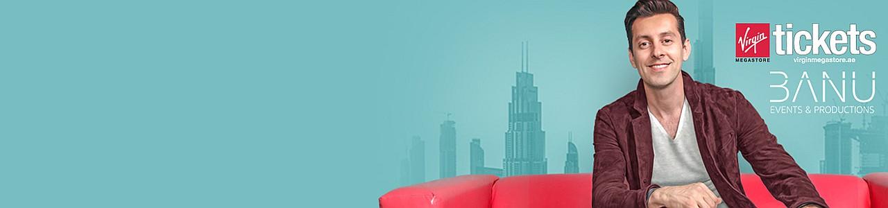 Max Amini Dubai Tour 2020