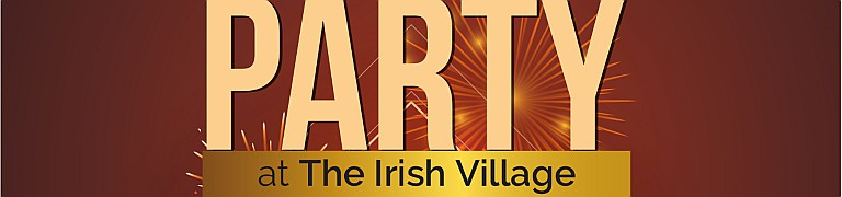 The Irish Village Garhoud New Year's Eve Party 2019