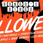 Bongo's Bingo presents Halloween