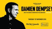 McGettigan's Presents Damien Dempsey Live in Dubai Nov 2018