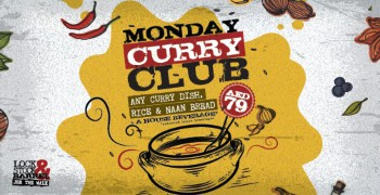 LSB JBR: Monday Curry Club