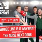'Whose Line is it Anyway?' brought to you by The Noise Next Door Live in Abu Dhabi 2019