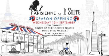 La Serre: La Parisienne Night