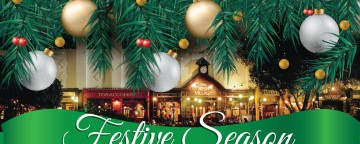 The Irish Village Christmas Day Lunch 2019
