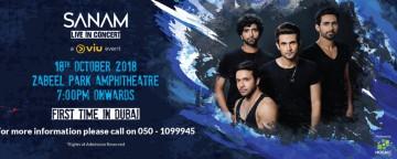 Sanam Live in Concert