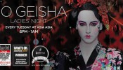 Go Geisha! Ladies' Night