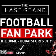 The Last Stand Football Fan Park at The Dome DSC