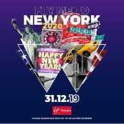 WHITE Dubai: Fly Me to New York - NYE in Times Square