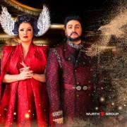 Anna Netrebko & Yusif Eyvazov Opera Gala