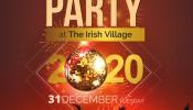 The Irish Village Garhoud New Year's Eve Party 2019