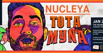 Red Bull Music Presents Nucleya Tota Myna