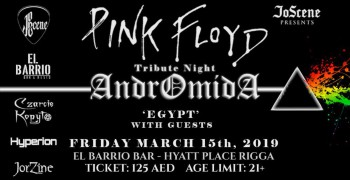PINK FLOYD Tribute NIGHT By Andromida