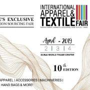 International Apparel & Textile Fair 10th Edition 2019