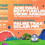 Groove On The Grass Season 8 Opening w/ Acid Pauli, Egyptian Lover & Viken Arman (live)