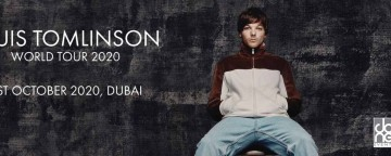 Louis Tomlinson Walls World Tour 2020