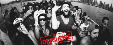 Offshore Boat Party Sunset Sessions