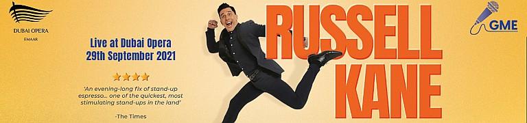 Russell Kane Live at Dubai Opera 2021