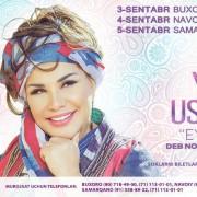 Yulduz Usmonova: the Voice of Central Asia